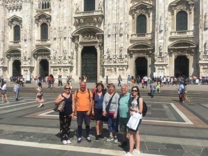 Voyage à Milan - Cours d'italien