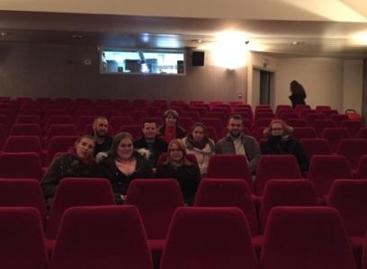 Cinéma - Cours d'anglais