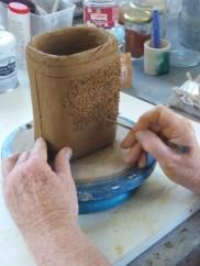 Céramique - Travail d'élève