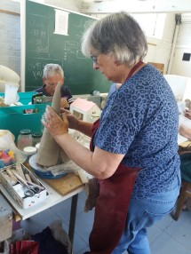 Atelier de céramique - Deux-Acren