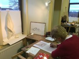 Atelier de dessin-croquis - Ogy