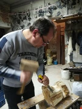 Atelier de sculpture - Lessines